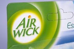 Lotniczy Wick logo Zdjęcia Royalty Free