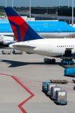 Lotniczy Zafrachtowania Obraz Stock
