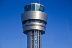 Lotniska wierza Zdjęcie Stock