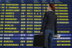 lotnisko Zdjęcie Stock