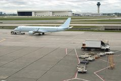 Lotnisko obrazy royalty free