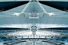 Lotnisko ceilling w Porto, Portugalia Zdjęcia Stock