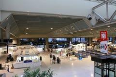 lotnisko int Japan l Narita Zdjęcia Royalty Free