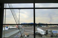 Lotnisko Johannesburg, Południowa Afryka Zdjęcia Royalty Free