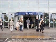 Lotnisko w Bristol Obrazy Stock