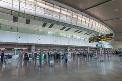 Lotnisko Walencja, Hiszpania Obrazy Stock