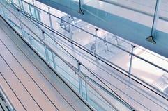 lotniskowa Bangkok wyjściowej bramy rampa Fotografia Stock