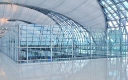 lotniskowa wyjściowa brama Zdjęcie Stock