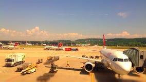 Lotniskowe miniatury zbiory wideo