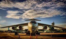 Lotniskowe operacje Fotografia Stock