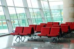 Lotniskowi odjazdy Śmiertelnie zdjęcia stock
