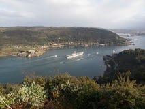 Lotniskowiec Principe de Asturias Fotografia Stock