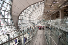 lotniskowy Bangkok Zdjęcia Stock