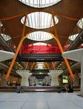 lotniskowy Barajas Madrid Fotografia Stock