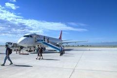Lotniskowy bolus Zdjęcie Royalty Free