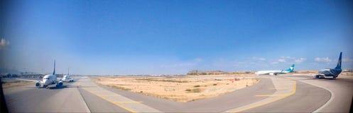 Lotniskowy dżem przy muszkatem Fotografia Stock