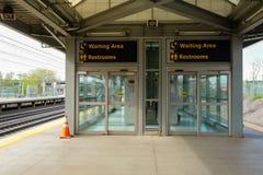 Lotniskowy dworzec Zdjęcie Stock
