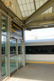 Lotniskowy dworzec Obraz Royalty Free