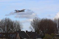 Lotniskowy hałas obrazy stock