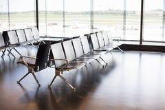 Lotniskowy hol zdjęcie royalty free
