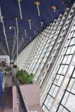 lotniskowy międzynarodowy pudong Shanghai zdjęcie stock