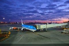 lotniskowy międzynarodowy Sheremetyevo Obraz Royalty Free