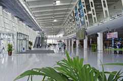 lotniskowy międzynarodowy Lviv Obraz Royalty Free