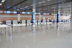 lotniskowy międzynarodowy Lviv Zdjęcie Royalty Free