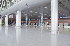 lotniskowy międzynarodowy Lviv Fotografia Royalty Free