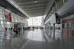 lotniskowy międzynarodowy Lviv Zdjęcie Stock