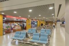 lotniskowy międzynarodowy pudong Shanghai Fotografia Stock