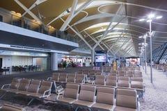 lotniskowy międzynarodowy pudong Shanghai Zdjęcia Royalty Free