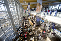 lotniskowy Oslo Fotografia Stock