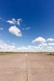 Lotniskowy pas startowy Obrazy Stock