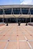 lotniskowy porcelanowy Guangzhou Obrazy Stock