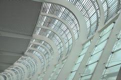 Lotniskowy terminal 2 Zdjęcia Stock