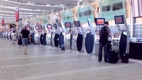 Lotniskowy Terminal Fotografia Royalty Free