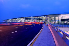 Lotniskowy Terminal Obrazy Stock