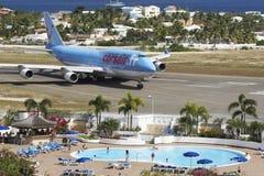 lotniskowy wakacje Obraz Royalty Free