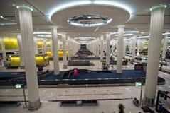 lotniskowy wnętrze Zdjęcia Stock