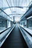 lotniskowy wnętrze Zdjęcie Stock