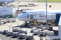lotniskowy życie Obraz Royalty Free