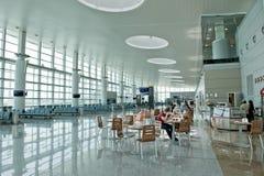 lotniskowy Yerevan Fotografia Royalty Free