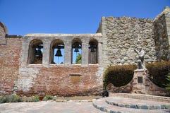 Lotos beskickning av San Juan Capistrano Royaltyfria Bilder