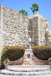 Mission of  San Juan Capistrano Royalty Free Stock Image