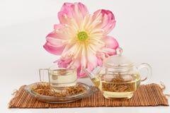 Lotosowa stamen herbata Fotografia Stock