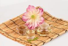 Lotosowa stamen herbata Obrazy Royalty Free