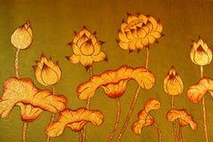 lotosu obrazek ilustracji