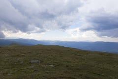 Lotritei mountain Stock Image