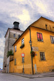 Lotrscak tower. In Zagreb. Croatia Royalty Free Stock Images